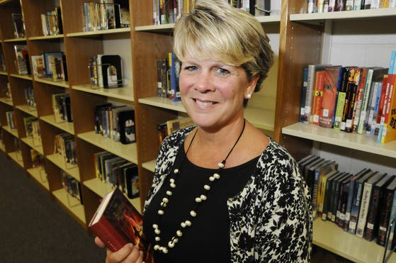 Upper Twp. Middle School's Forsman in running for state Teacher of Year