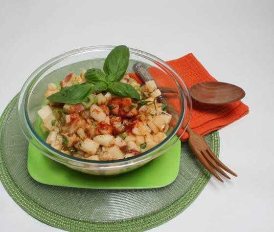 Enjoy summer picnic staple  with mayo-free potato salad