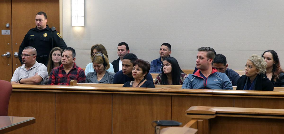 Jose Lopez Court Appearance