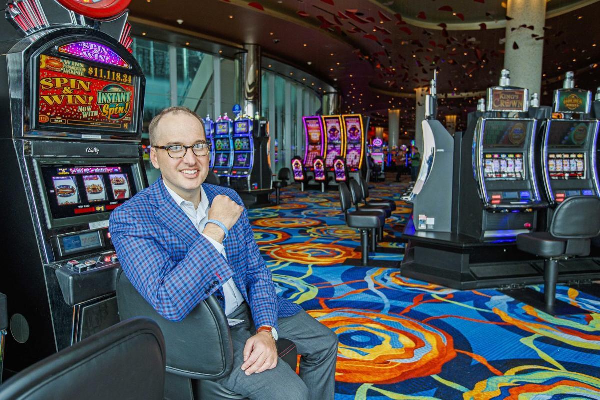 Ocean Casino Resort: Mike Donovan