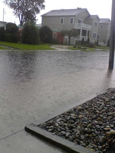 Roadway Flooding Atlantic City