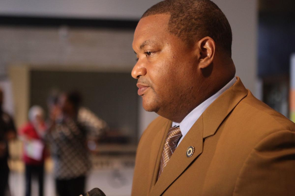 City Council President Marty Small