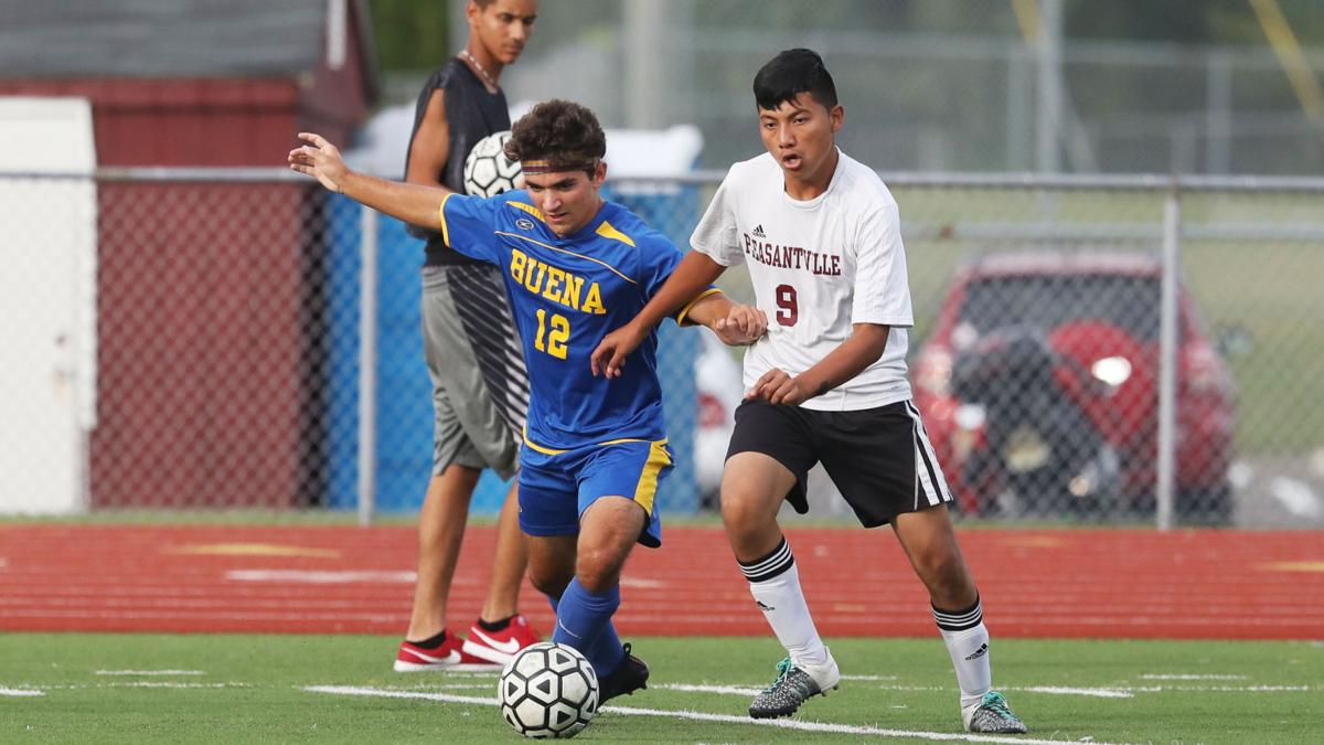 GALLERY: Buena Regional at Pleasantville boys soccer