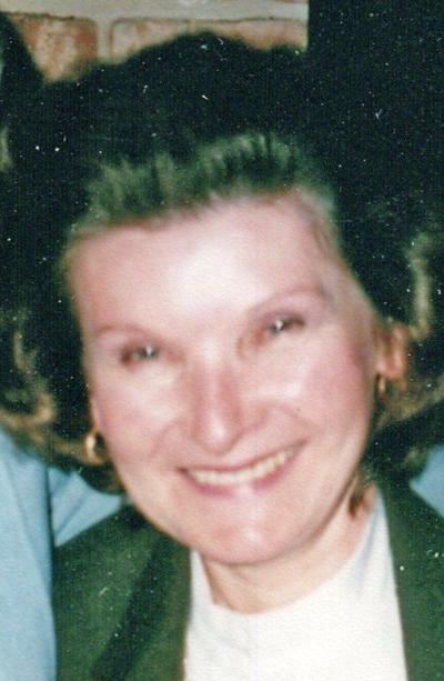 Bulboff, Mary Shedrow (née Burlakoff)