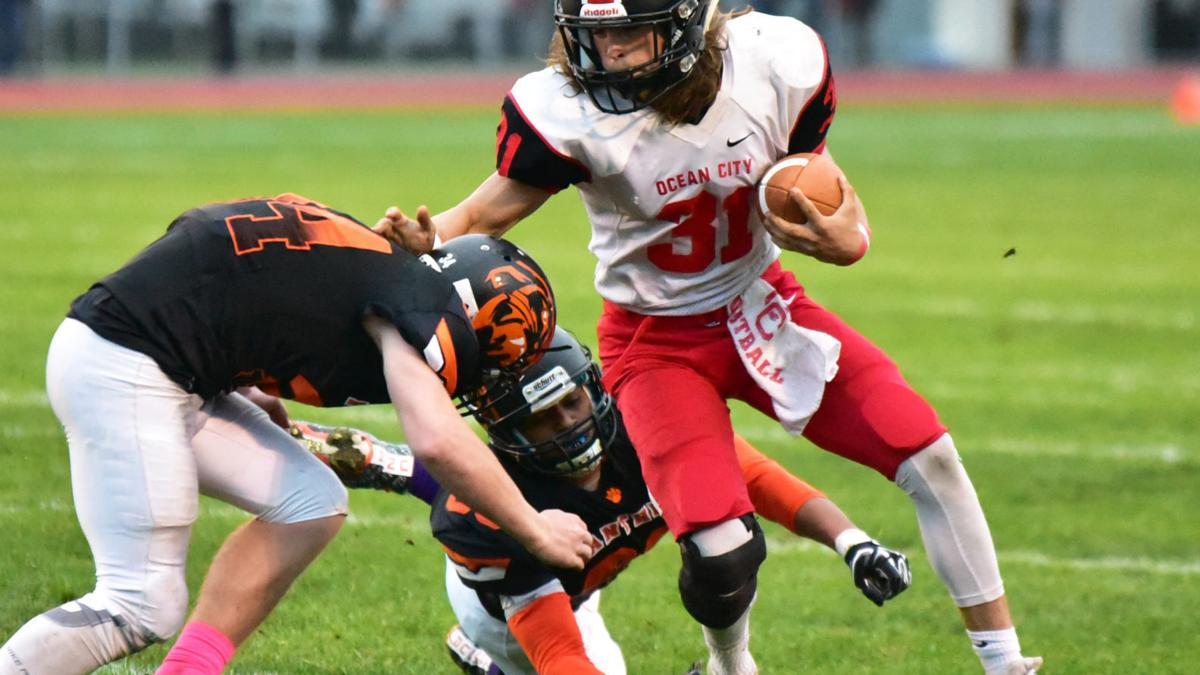 GALLERY: Middle Township vs. Ocean City football