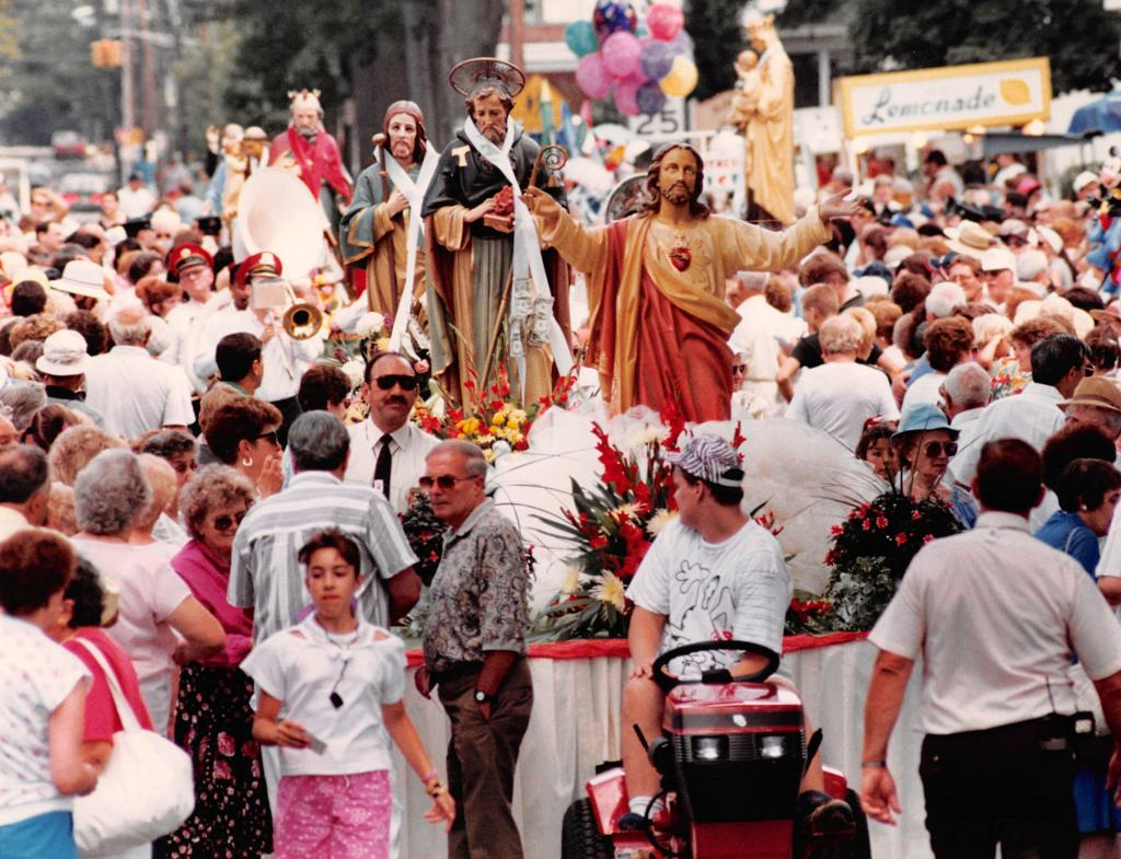Look back at The Festival of our Lady of Mount Carmel