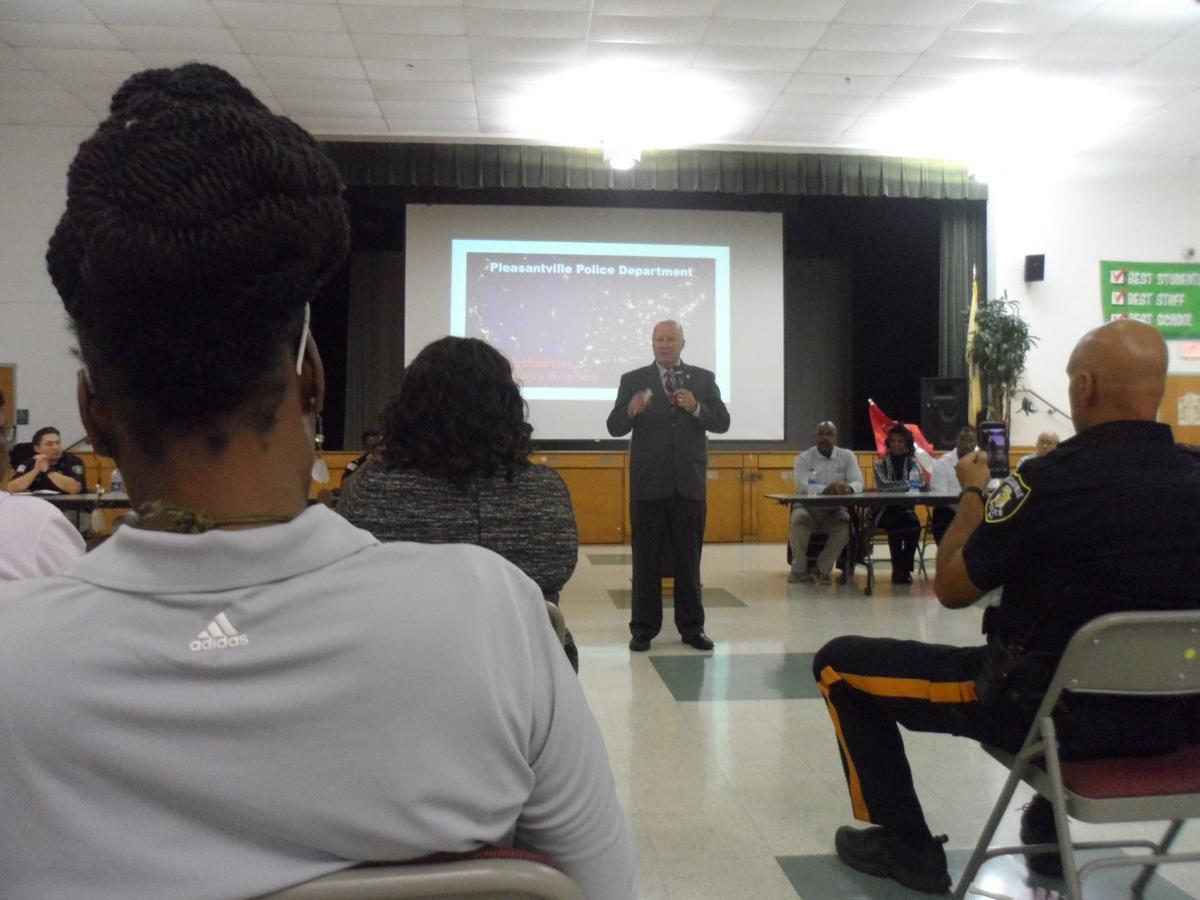 ShotSpotter meeting on Sept. 10 in Pleasantville