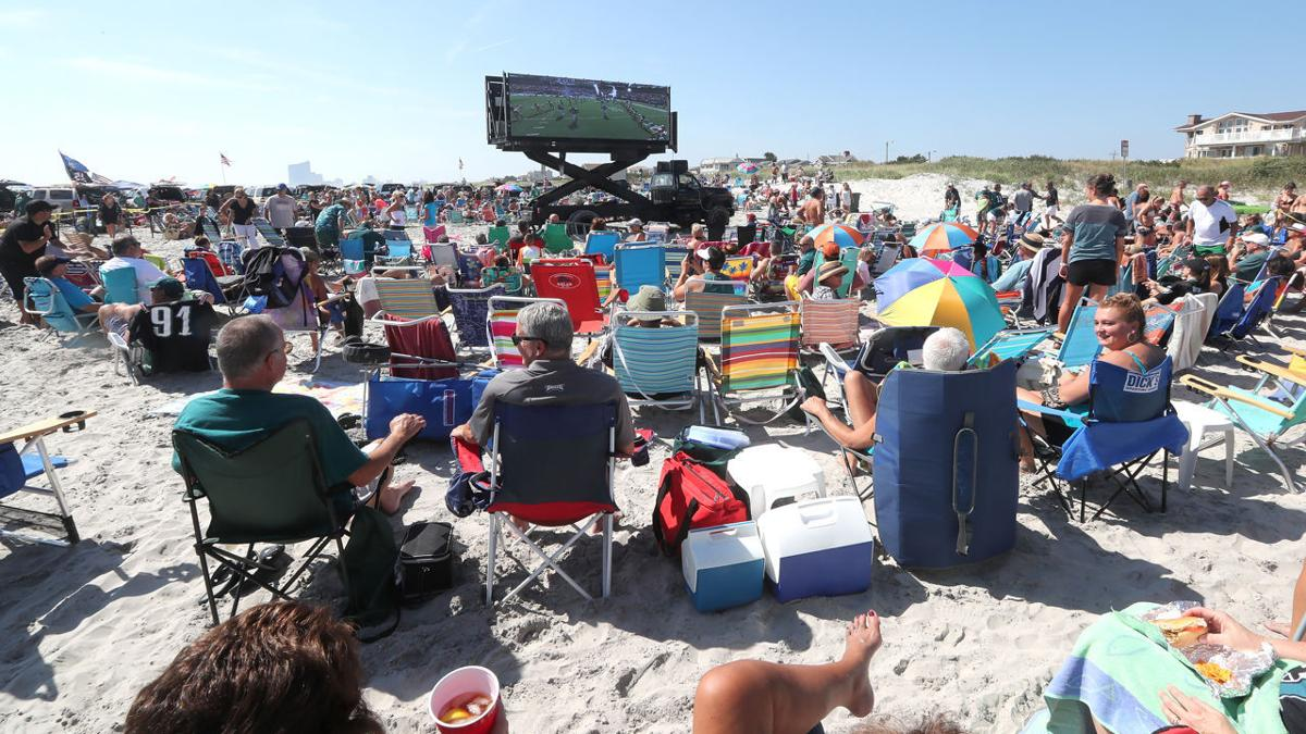 Brigantine Beach Tailgate Party