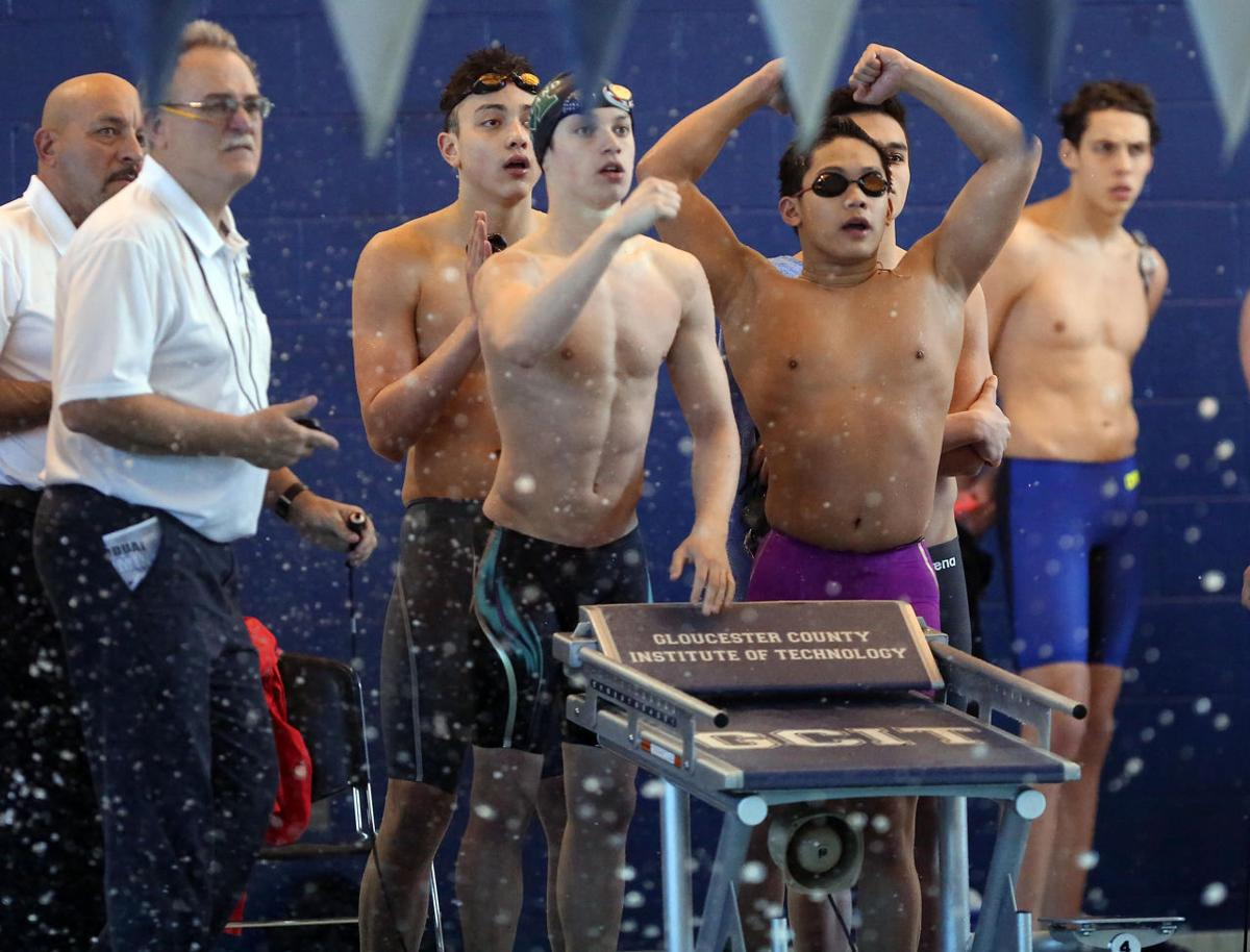 Mainland 39 S Joe Rogers To Swim For For Division I Lehigh Swimming