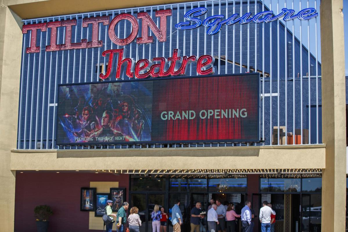 Tilton Square Theatre Reopens