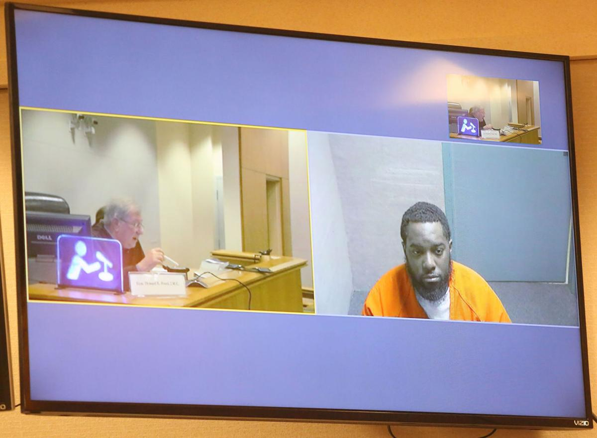 Mother's Day Shooting Court Appearance