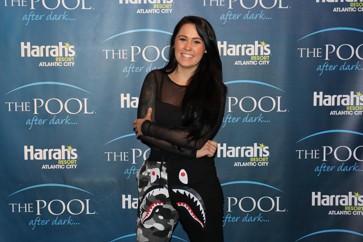 DJ Skyler Madison performed at The Pool After Dark