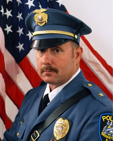 brigantine police chief john e. stone