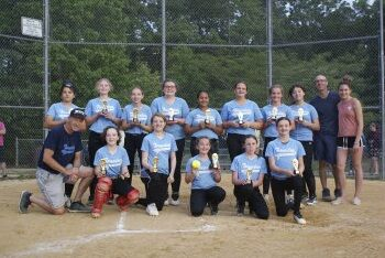 Egg Harbor Township softball places first place in division