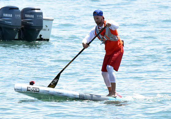 ShipBottom lifeguard wins grueling bay race