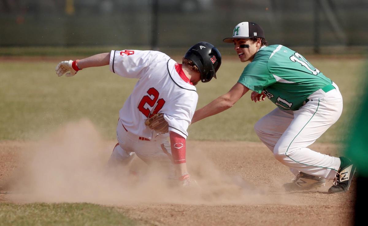 Ocean City vs. Mainland baseball game