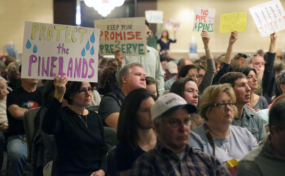 Pipeline through NJ protected pinelands approved