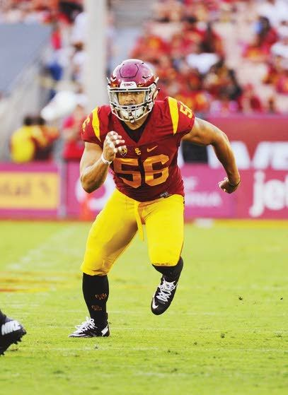 Sarao looking to give USC a happy Holiday