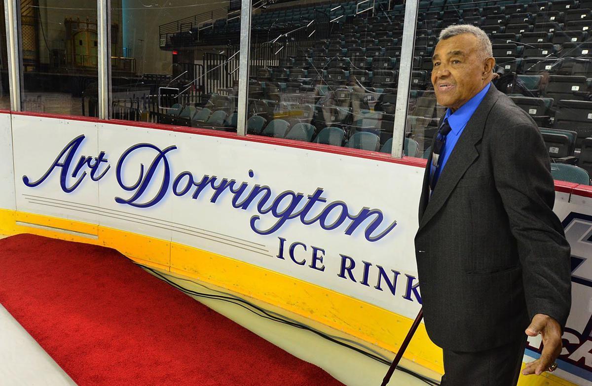 dorrington rink