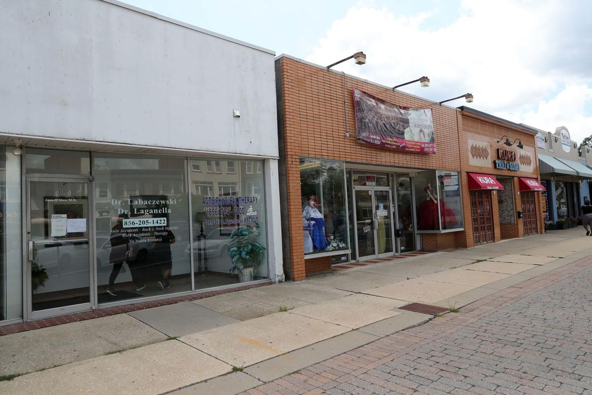 Improvements in Vineland and Millville Downtown
