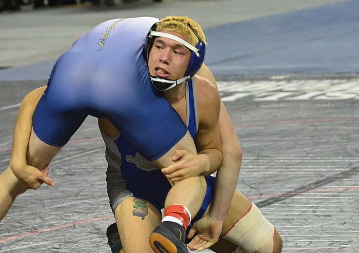sat state wrestling