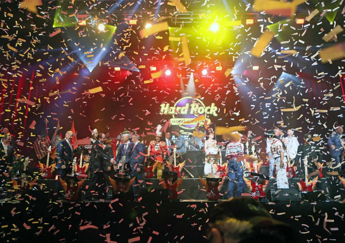 Hard Rock Hotel & Casino is officially open