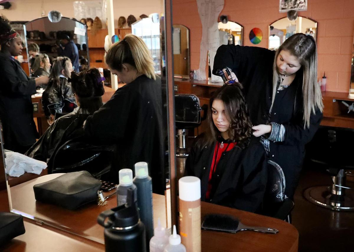 Cosmetology students earn license, life experience at tech ...