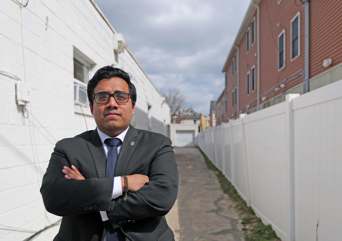 Advocate on behalf of immigrants in the city