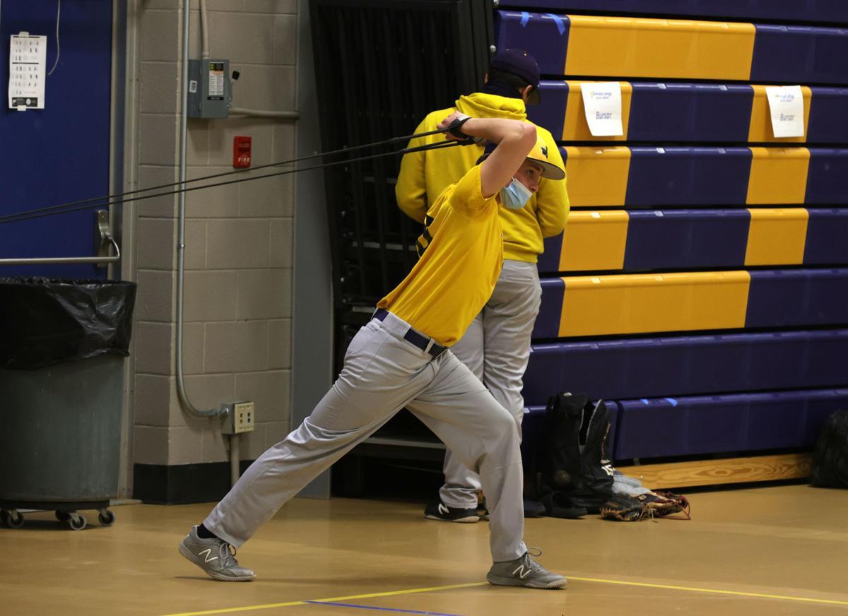 Rowan College of South Jersey baseball team
