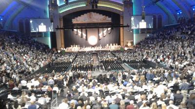 Stockton graduation