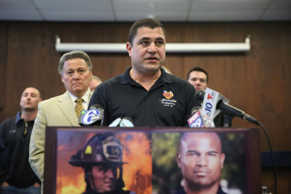 Press Conference Against ACPD and ACFD Cuts