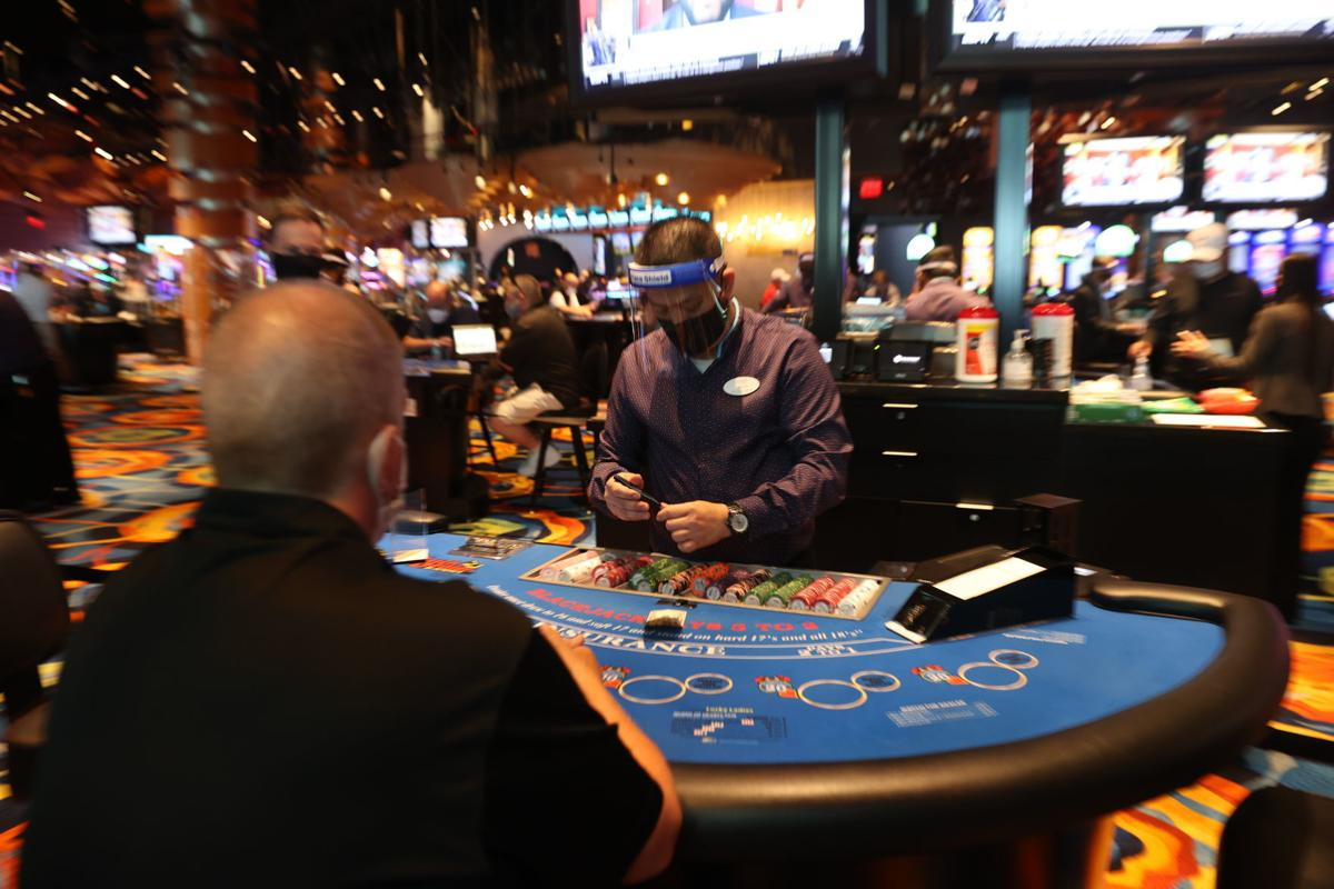 WATCH NOW: Atlantic City casinos reopen to excited, cautious crowds |  Casinos & Tourism | pressofatlanticcity.com