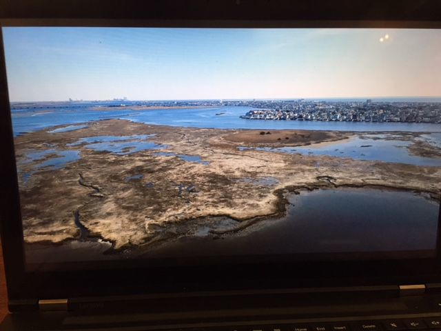 Shooting Island off Ocean City in the Great Egg Harbor Bay