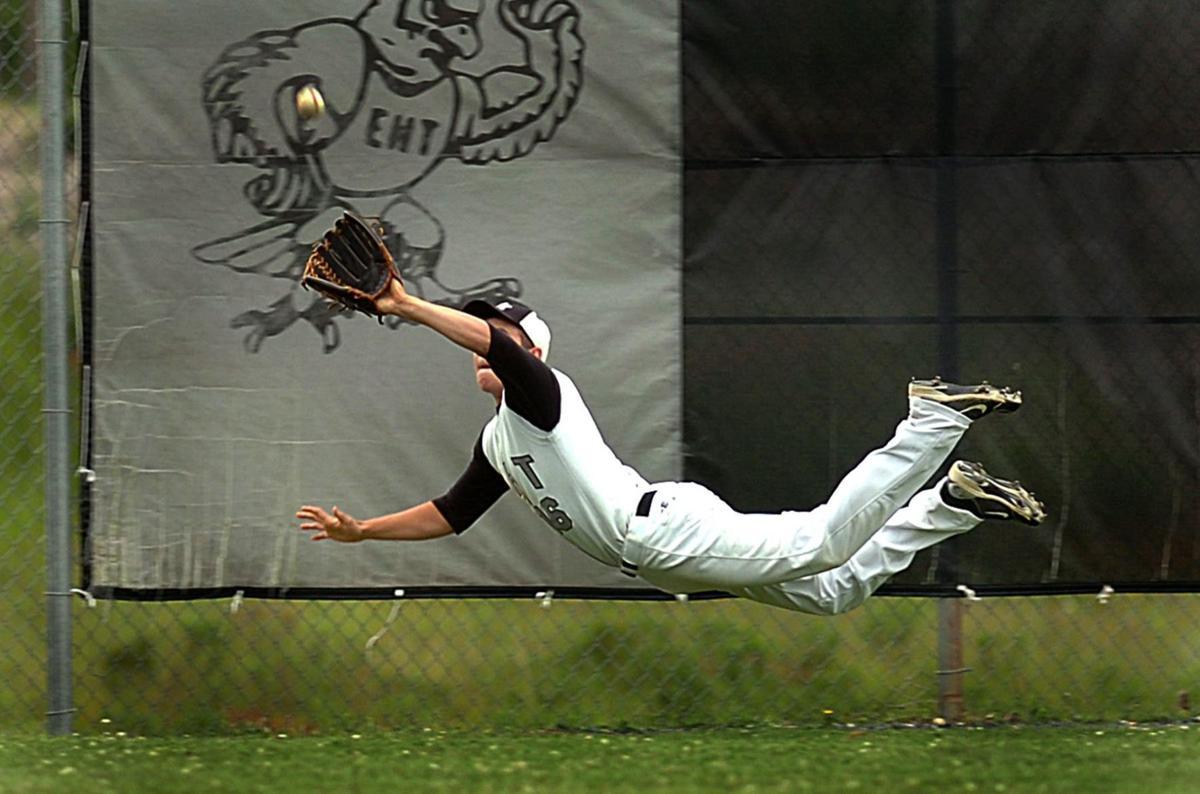 Chris Knott, Baseball, 2010