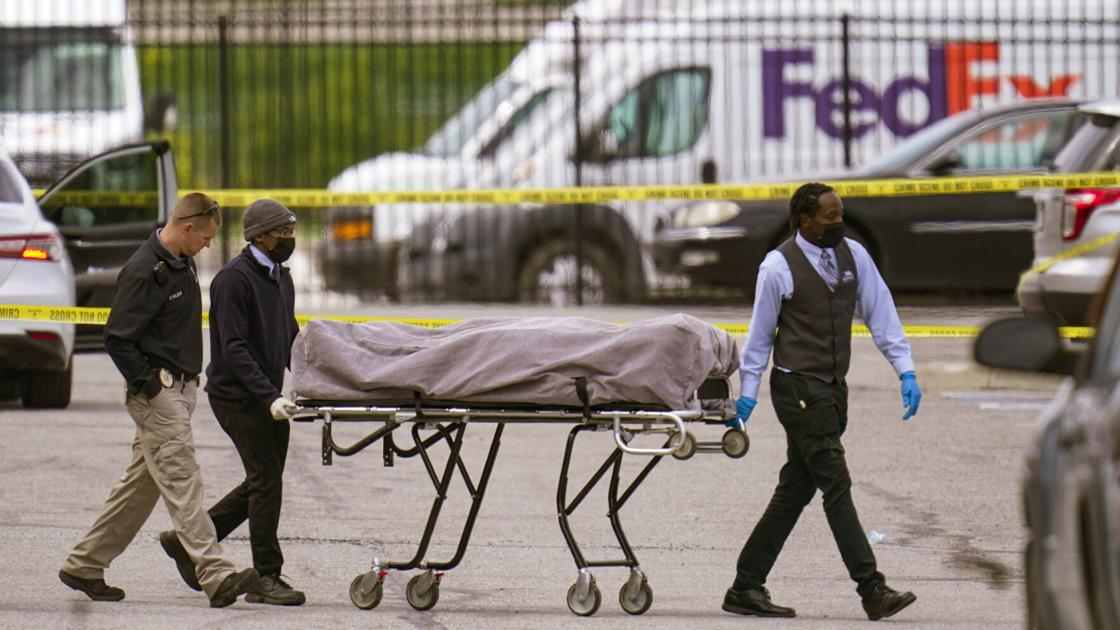 FedEx: Indianapolis mass shooter was a former employee of the company