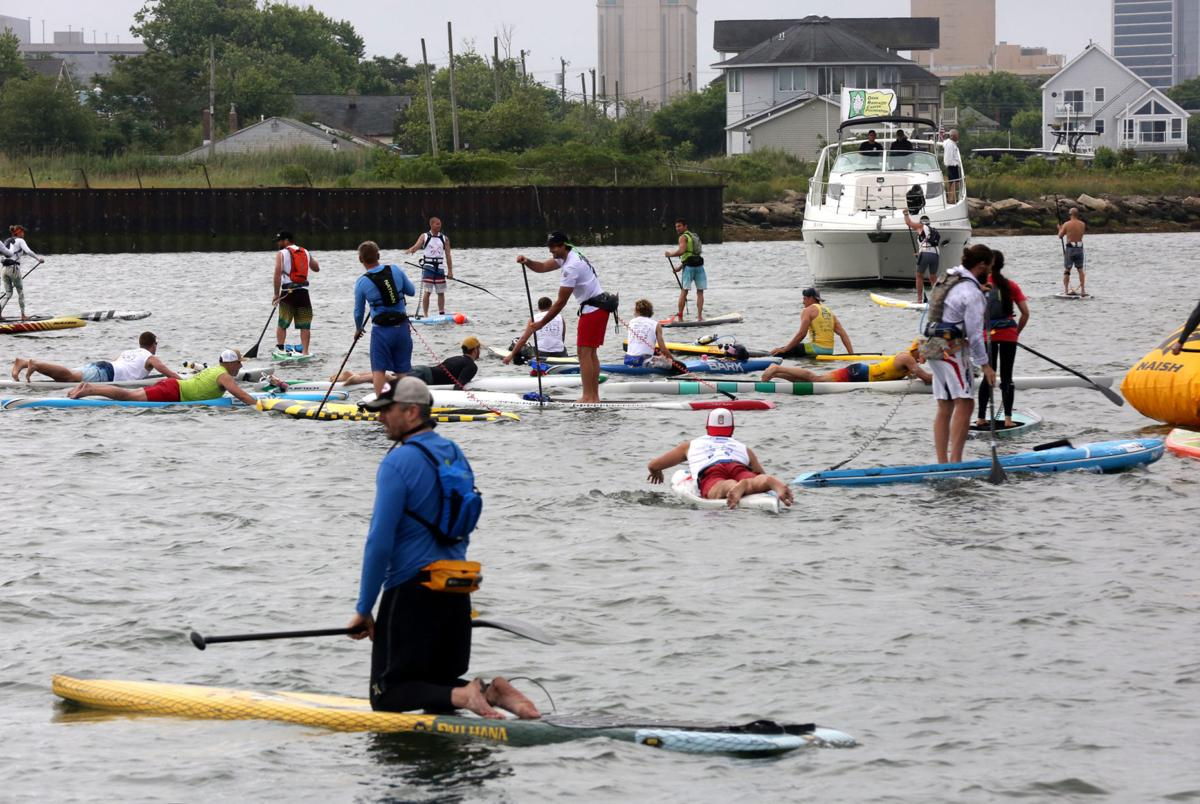 Around the Island Paddleboard Race