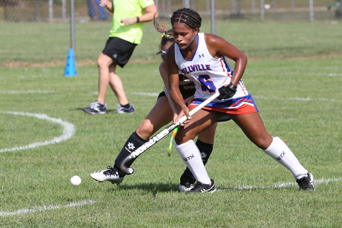Millville Absegami field hockey photo for B1 for Sunday, Sept. 19