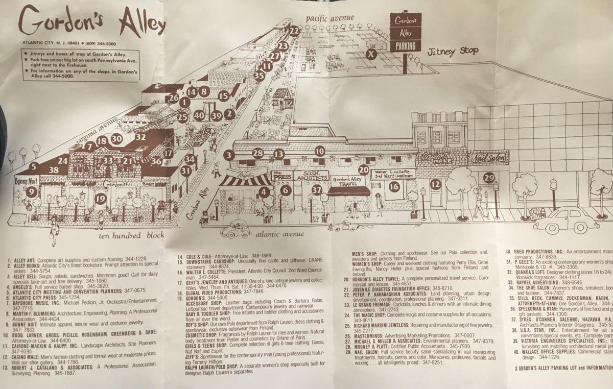 Gordon's Alley