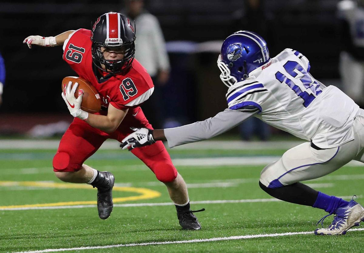LIVE SCORES: Delsea beats Cedar Creek 38-16 | South Jersey
