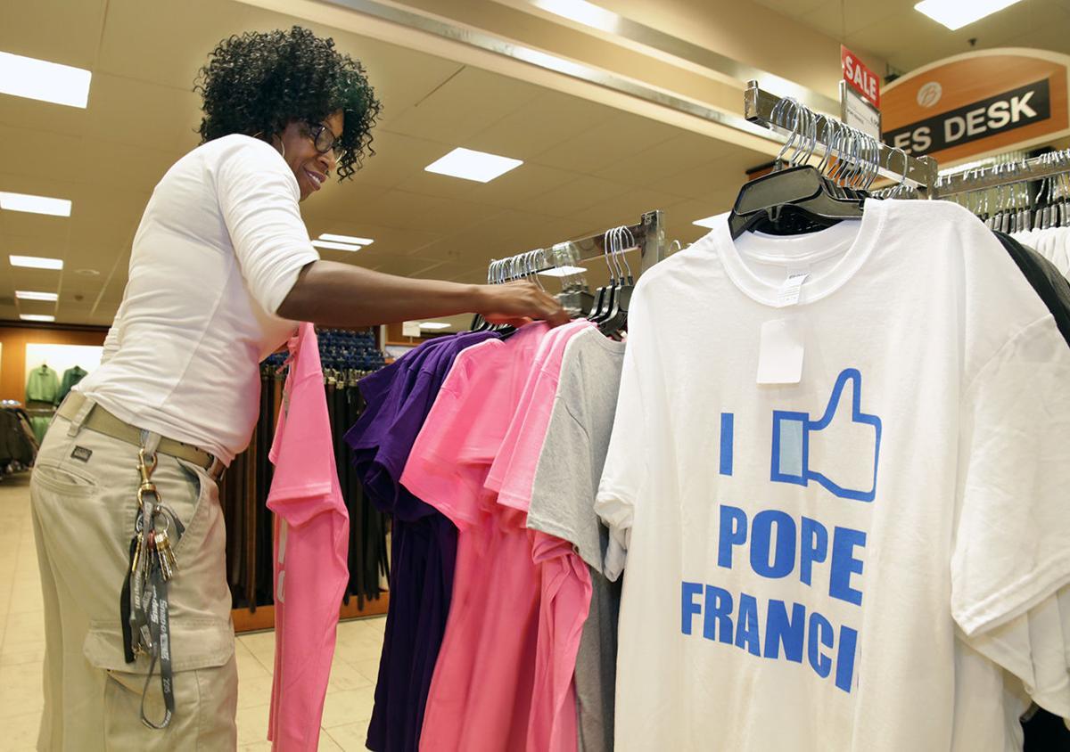 Pope shirts