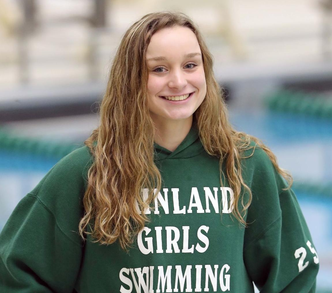 4eb70799444 Mainland's Katie McClintock is The Press Girls Swimmer of the Year ...