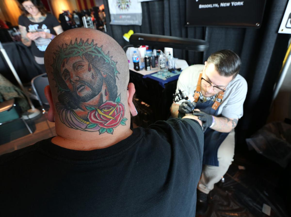 Atlantic City Tattoo Expo brings artists, tattoo lovers to resort ...