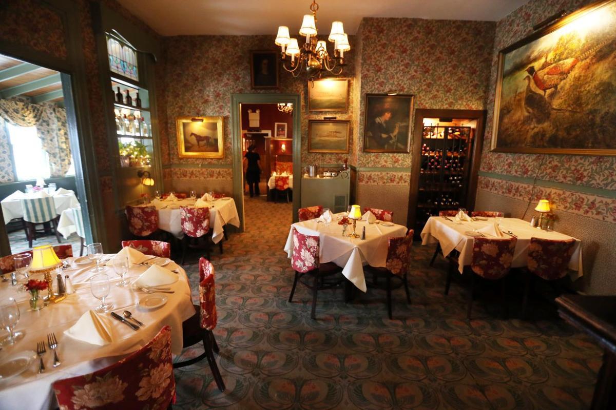 Merion Inn Restaurant Week Menu