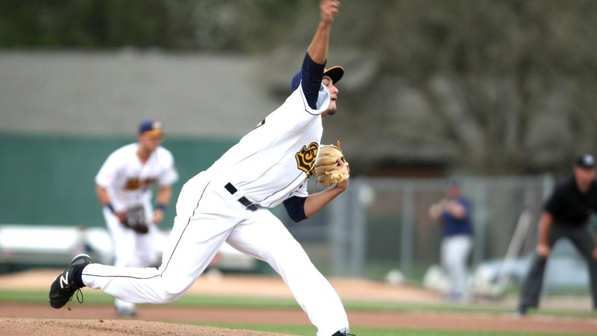 Gatto pitches six shutout innings to get first win for Inland Empire
