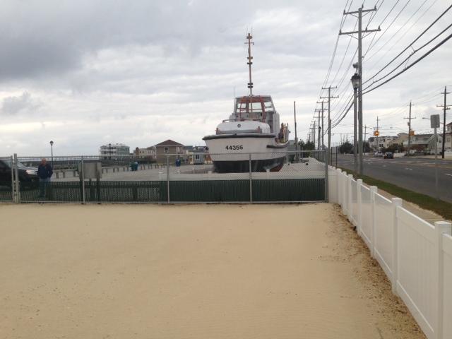 Brant Beach playground