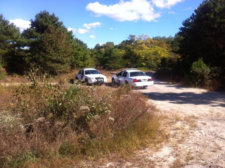 Body found in Buena Vista Township