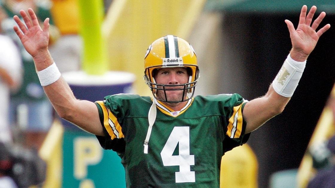 Today in sports history: Brett Favre becomes third QB to reach 50,000 passing yards
