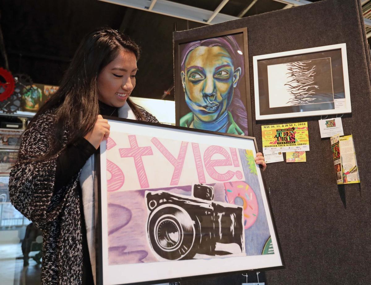 Teen arts nominees talk about their art