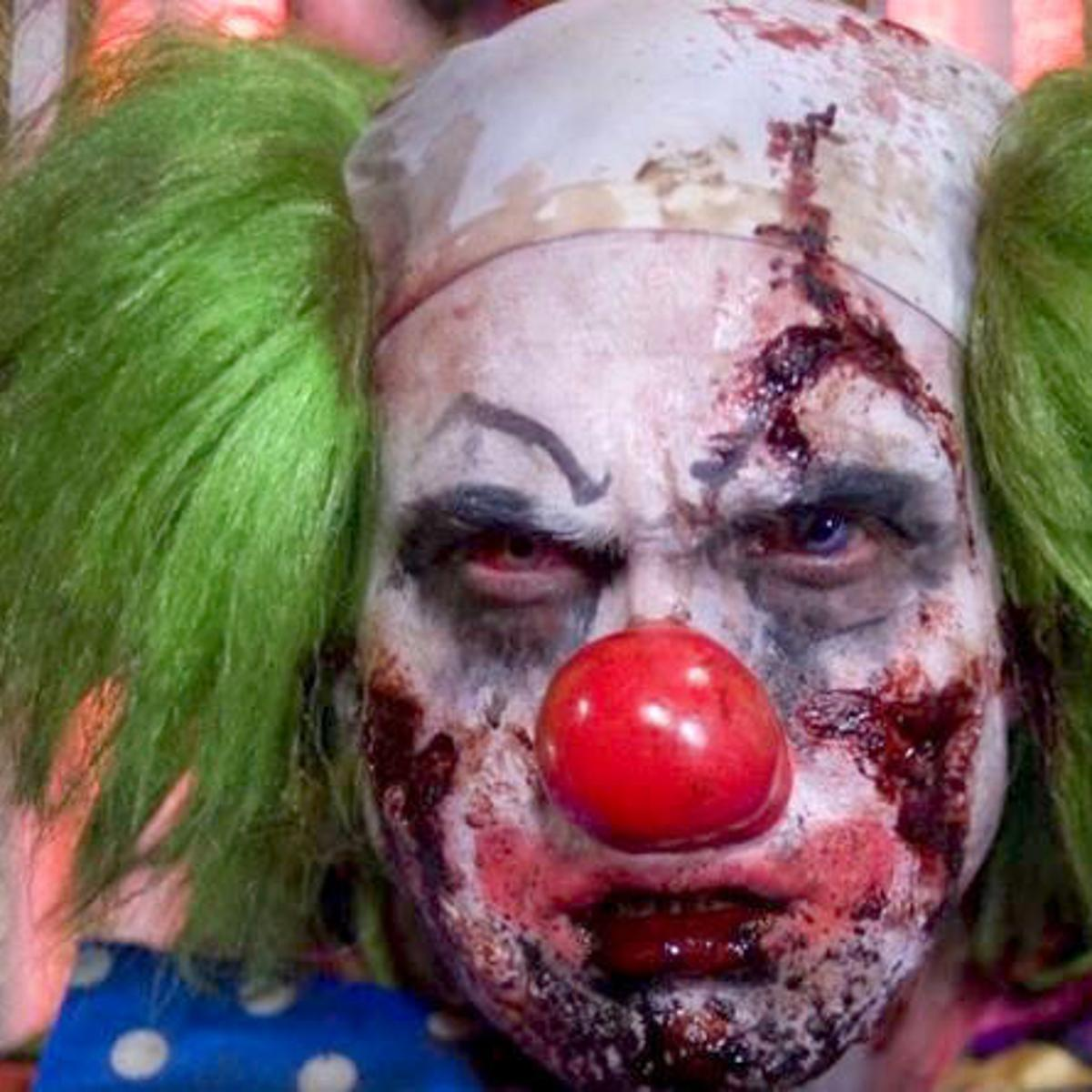 13-year-old arrested as 'creepy clown' craze hits South
