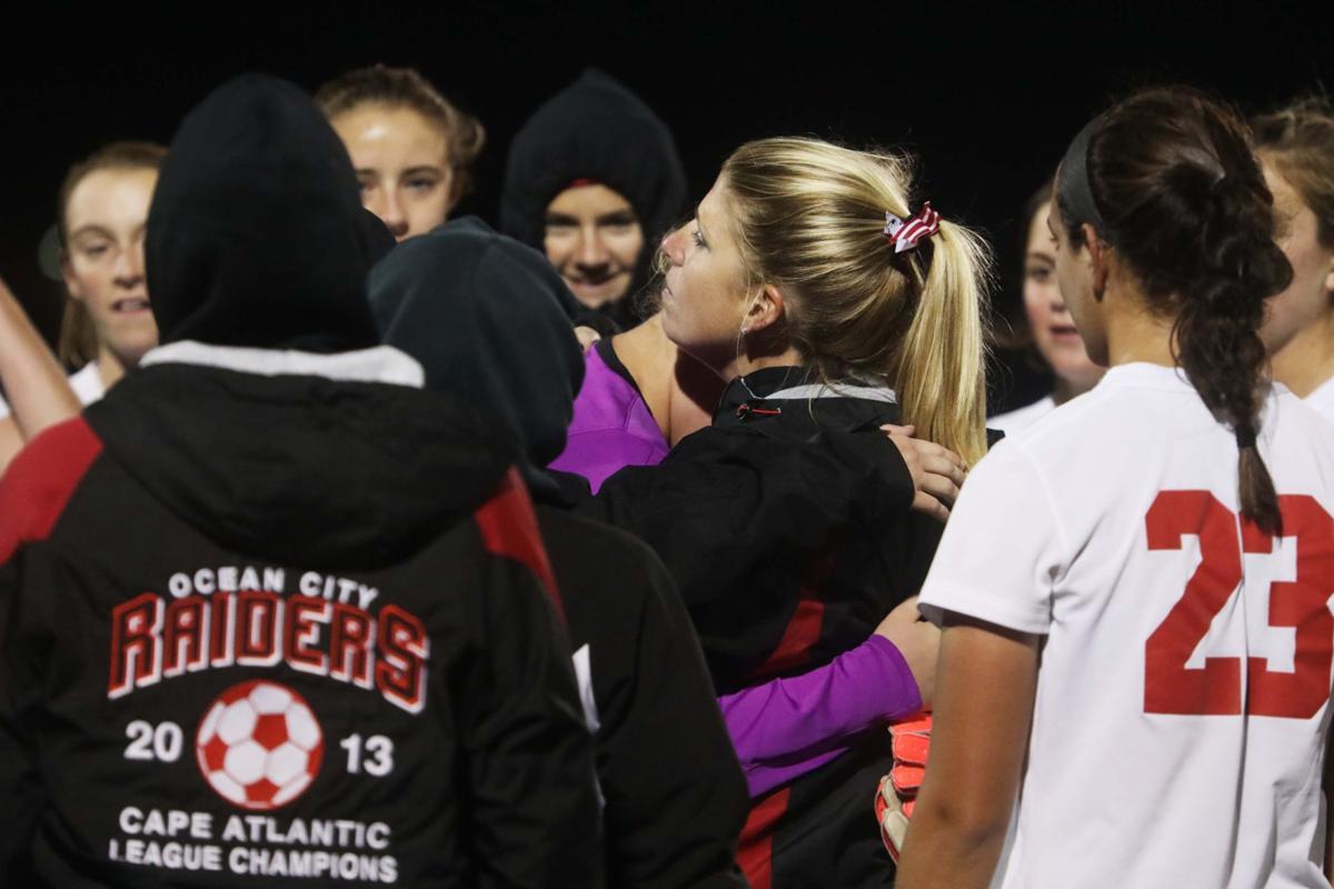 Ocean City vs. Allentown girls soccer